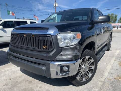 2014 Toyota Tundra for sale at The Kar Store in Arlington TX