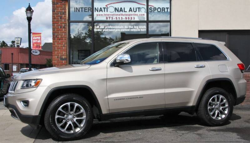 2014 Jeep Grand Cherokee for sale at INTERNATIONAL AUTOSPORT INC in Pompton Lakes NJ