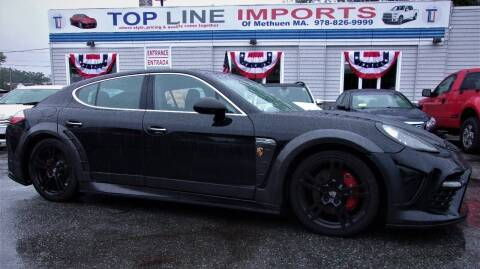 2012 Porsche Panamera for sale at Top Line Import of Methuen in Methuen MA