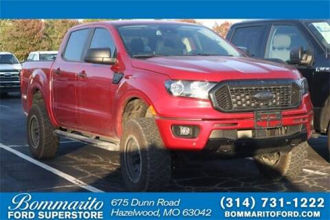 2020 Ford Ranger for sale at NICK FARACE AT BOMMARITO FORD in Hazelwood MO