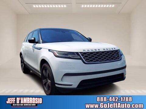 2018 Land Rover Range Rover Velar for sale at Jeff D'Ambrosio Auto Group in Downingtown PA