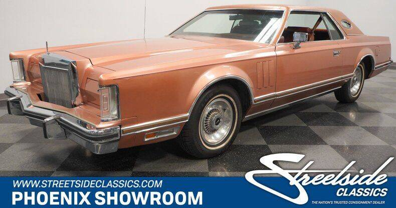1978 Lincoln Continental for sale in Mesa, AZ