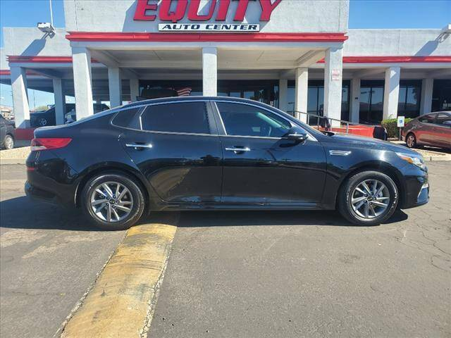 2020 Kia Optima for sale at EQUITY AUTO CENTER in Phoenix AZ