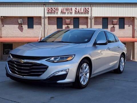 2020 Chevrolet Malibu for sale at Best Auto Sales LLC in Auburn AL