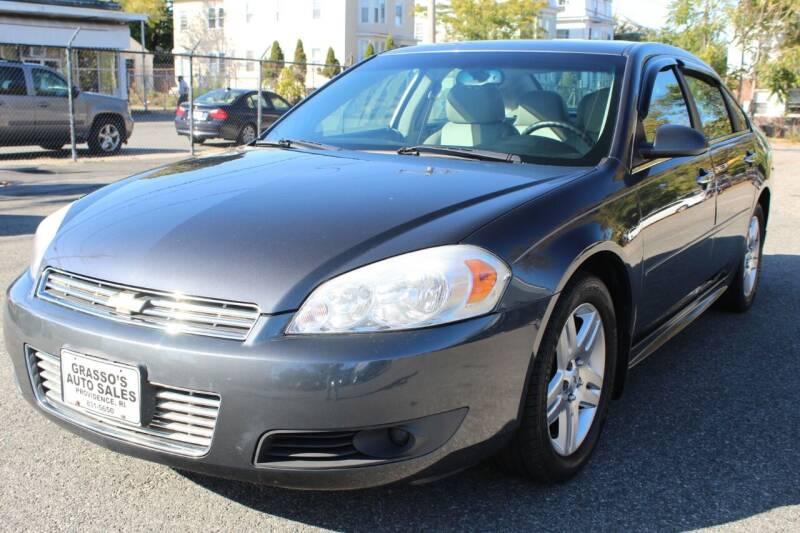 2011 Chevrolet Impala for sale at Grasso's Auto Sales in Providence RI