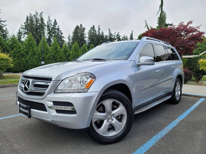 2012 Mercedes-Benz GL-Class for sale at Silver Star Auto in Lynnwood WA