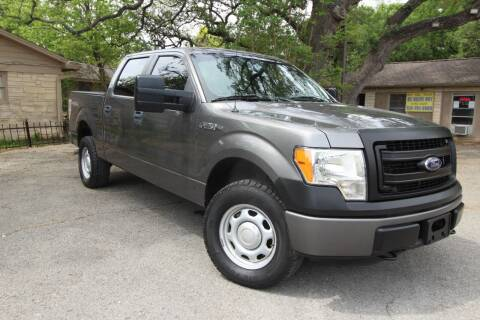 2014 Ford F-150 for sale at Discount Auto in Austin TX