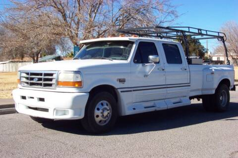 1996 Ford F-350 for sale at Park N Sell Express in Las Cruces NM