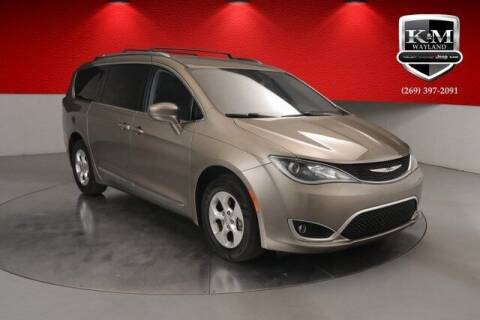 2017 Chrysler Pacifica for sale at K&M Wayland Chrysler  Dodge Jeep Ram in Wayland MI