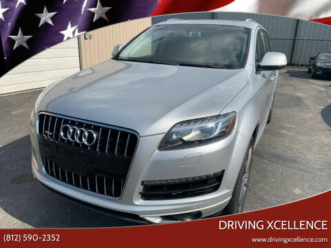 2010 Audi Q7 for sale at Driving Xcellence in Jeffersonville IN