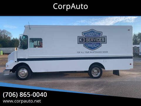 2001 Freightliner MT35 Chassis for sale at CorpAuto in Cleveland GA