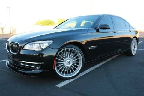 2013 BMW 7 Series for sale at Route 106 Motors in East Bridgewater MA
