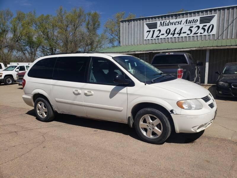 2006 Dodge Grand Caravan for sale at Midwest Auto of Siouxland, INC in Lawton IA