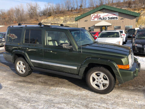 2006 Jeep Commander for sale at Gilly's Auto Sales in Rochester MN