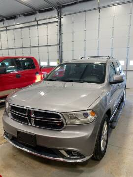2014 Dodge Durango for sale at RDJ Auto Sales in Kerkhoven MN
