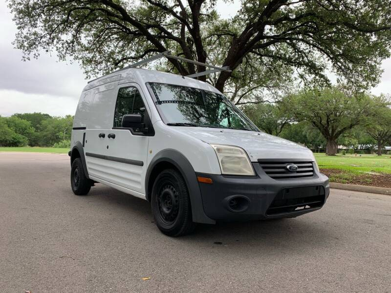 2012 Ford Transit Connect for sale at 210 Auto Center in San Antonio TX