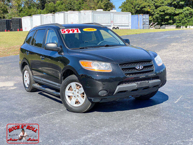 2009 Hyundai Santa Fe for sale at Rock 'n Roll Auto Sales in West Columbia SC