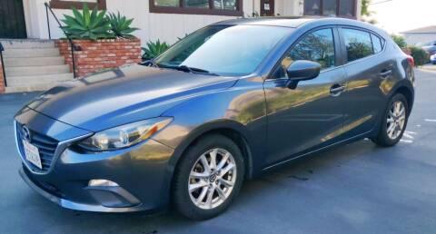 2014 Mazda MAZDA3 for sale at Apollo Auto El Monte in El Monte CA