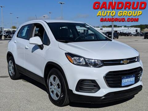 2018 Chevrolet Trax for sale at Gandrud Dodge in Green Bay WI