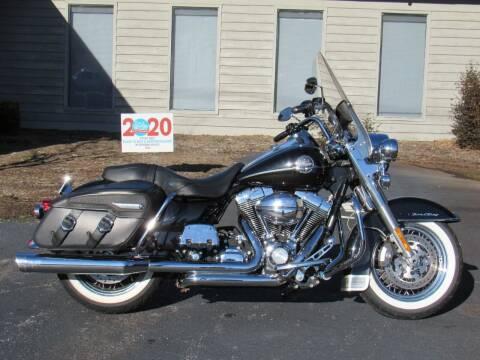 2010 Harley-Davidson Road King for sale at Blue Ridge Riders in Granite Falls NC