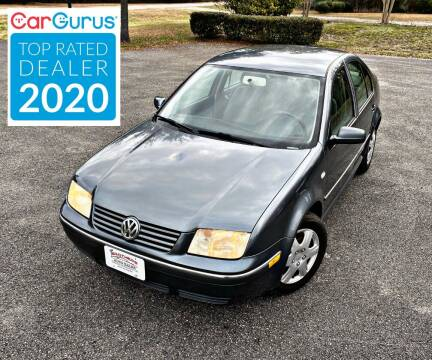 2004 Volkswagen Jetta for sale at Brothers Auto Sales of Conway in Conway SC