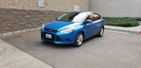 2013 Ford Focus for sale at SafeMaxx Auto Sales in Placerville CA