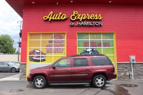 2005 Chevrolet TrailBlazer EXT for sale at AUTO EXPRESS OF HAMILTON LLC in Hamilton OH
