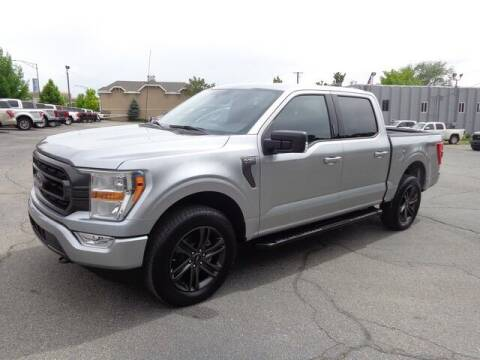 2021 Ford F-150 for sale at State Street Truck Stop in Sandy UT