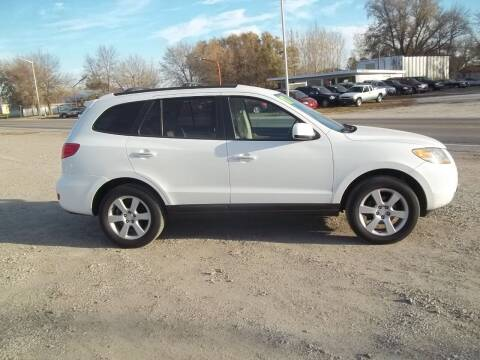 2007 Hyundai Santa Fe for sale at BRETT SPAULDING SALES in Onawa IA