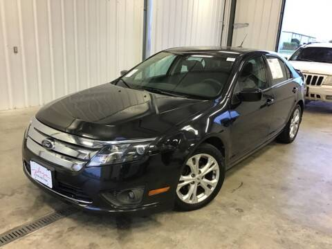 2012 Ford Fusion for sale at Government Fleet Sales in Kansas City MO
