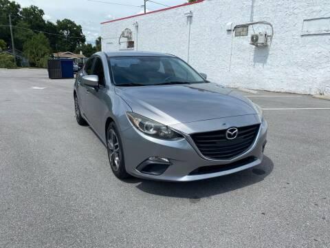 2016 Mazda MAZDA3 for sale at LUXURY AUTO MALL in Tampa FL