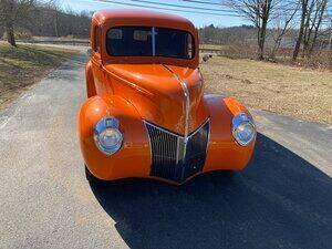1941 Ford Panel Truck for sale at Classic Car Deals in Cadillac MI