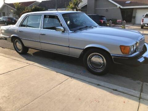 1977 Mercedes-Benz 450-Class for sale at Classic Car Deals in Cadillac MI