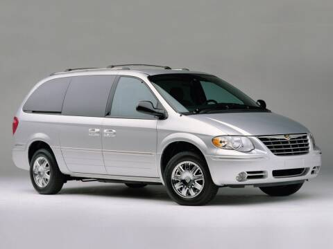 2005 Chrysler Town and Country for sale at Hi-Lo Auto Sales in Frederick MD