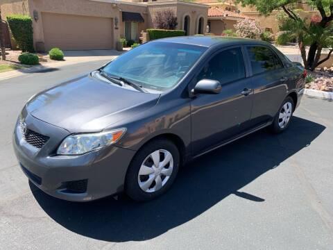 2010 Toyota Corolla for sale at Premier Motors AZ in Phoenix AZ