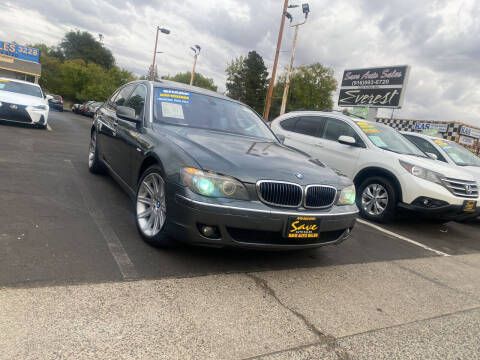 2006 BMW 7 Series for sale at Save Auto Sales in Sacramento CA