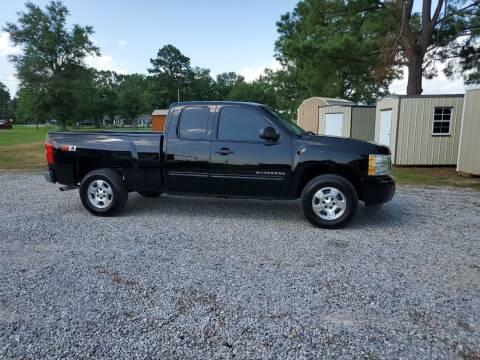 2009 Chevrolet Silverado 1500 for sale at JK Sales LLC in Columbia LA