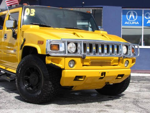 2003 HUMMER H2 for sale at Orlando Auto Connect in Orlando FL