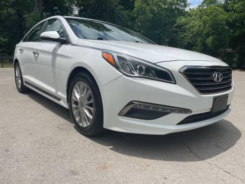 2015 Hyundai Sonata for sale at Thornhill Motor Company in Hudson Oaks, TX