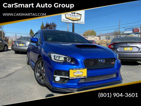 2016 Subaru WRX for sale at CarSmart Auto Group in Murray UT