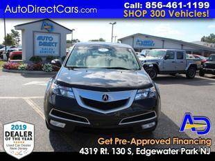 2012 Acura MDX for sale at Auto Direct Trucks.com in Edgewater Park NJ