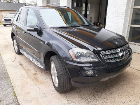 2008 Mercedes-Benz M-Class for sale at PIRATE AUTO SALES in Greenville NC
