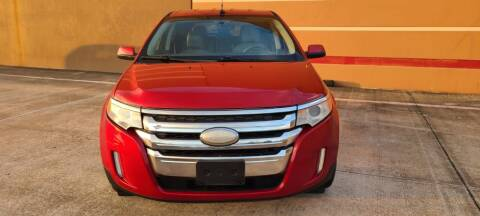 2011 Ford Edge for sale at ALL STAR MOTORS INC in Houston TX