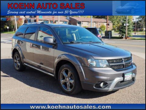 2015 Dodge Journey for sale at Koehn Auto Sales in Lindstrom MN