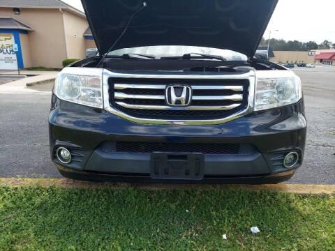2012 Honda Pilot for sale at CarsPlus in Scottsboro AL