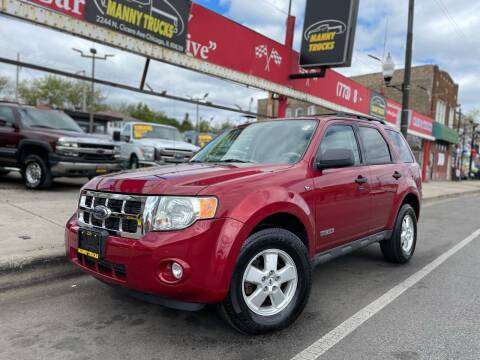 2008 Ford Escape for sale at Manny Trucks in Chicago IL