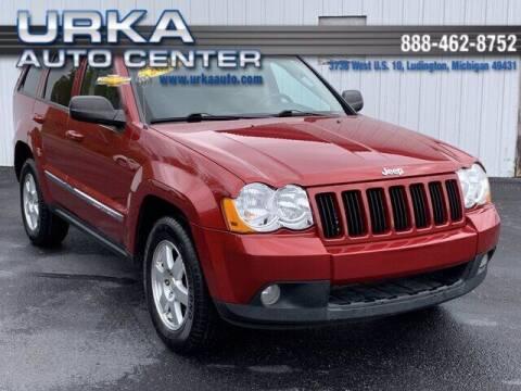 2010 Jeep Grand Cherokee for sale at Urka Auto Center in Ludington MI