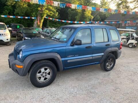 2003 Jeep Liberty for sale at Korz Auto Farm in Kansas City KS