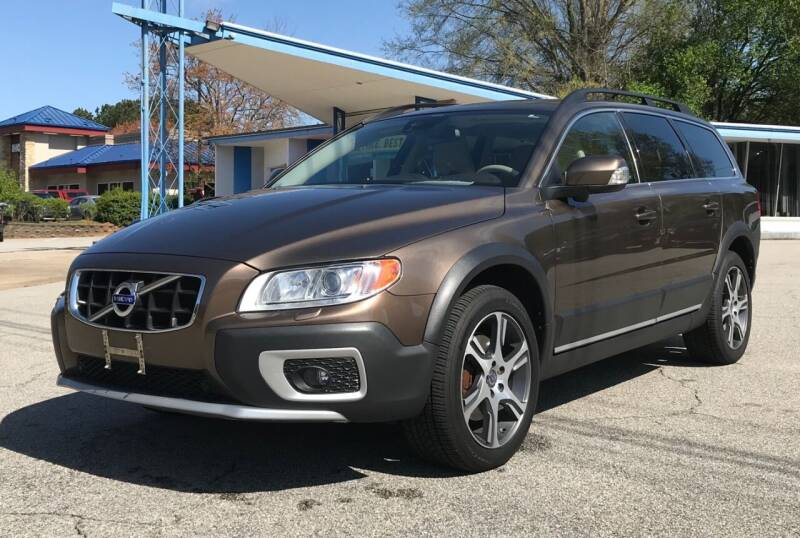 2013 Volvo XC70 for sale at GR Motor Company in Garner NC