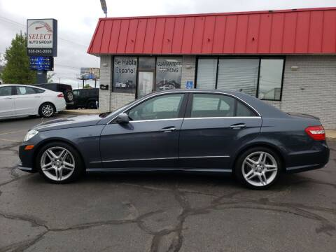2013 Mercedes-Benz E-Class for sale at Select Auto Group in Wyoming MI
